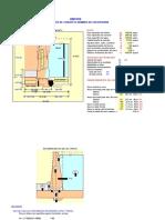 Diseño estructural reservorio