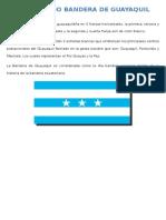 Significado Bandera de Guayaquil