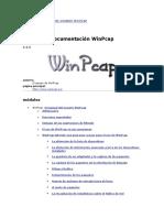 Winpcap El Manual Del Usuario Winpcap