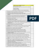 Check List Capítulo 5 (Liderazgo) Iso 90012015.Corregido