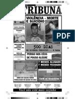 O Brasil no Banco dos Réus - A Tribuna