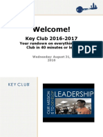 key club slideshow pptx