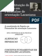 A CONSTITUICAO DO SUJEITO LACAN.pptx