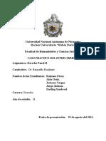 Caso Practico Del Inter Criminis