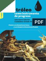 Petroleo Como Instrumento de Progreso
