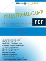 Traditional Camp