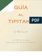 El Tipitaka Parte I (1)