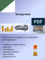 Bioseguridad y Esterilizacion