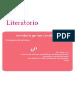 Coaching Literario - Gen Narr 2 - Las Jorobas de Buzzati