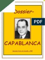 UNBEKANNTER [1988] Dossier Capablanca Speciale Torre & Cavallo [1988] IT 060