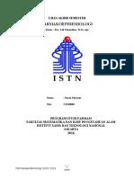 UAS Farmakoepidemiologi