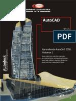 Aprendiendo AutoCAD 2010 Volumen 1
