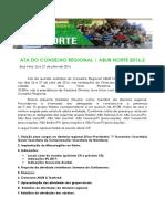 Ata Do Conselho Regional 2016.2 - Oficial