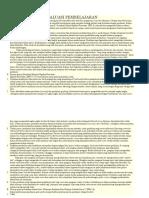 PRINSIP-prinsip Evaluasi Pembelajaran