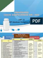 Prevenimss Caso Sospechoso DM-HAS