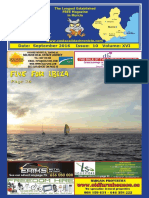 Costa Cálida Chronicle's monthly magazine September 2016