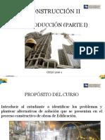 Construcción II Introducción Parte i