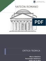 Panteón Romano