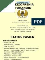 SKIZOFRENIA PARANOID.pptx