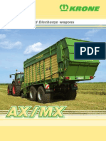 Mx Ax Wagon English Leaflet