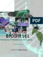 eBook - Biodiesel. Feedstocks, Production and Applications - 2016 - Zhen Fang - 2 Edición