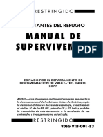 Fallout Manual Spanish