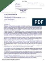 1. G.R. No. L-47822 de Guzman v CA - Read