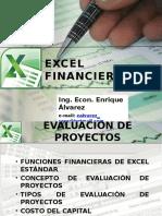 Clase 8 - Excel Financiero