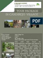 Package in Candirejo Village
