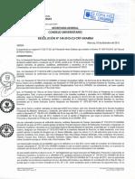 Resoluciones 148 157 2015 Instaurar Proceso Administrativo Disciplinario