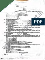 GPSC Asst Prof Mechanical 28-08-2016