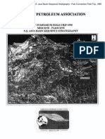n.e. Java Basin Sequence Stratigraphy