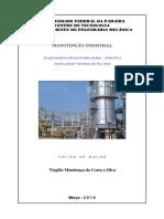 Manutenção Industrial 2015 2 - Parte VI