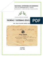 Teorías y Sistemas Educativos Ii_ Unidad IV _ II Pac 2016