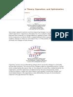 Capacitive Sensor Theory, Operation, And Optimization