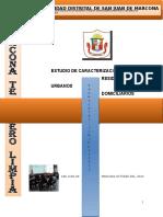 Estudio de Caracterización 2013 Marcona