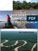 Vertientes Hidrograficas Del Peru