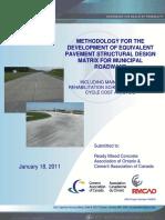 11 01 18 PAV SUS Methodology Pavement Estructural