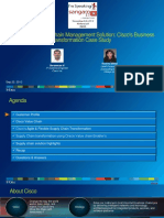 Infosys - Case Study_Oracle R12 SCM Solution_Cisco's Business Transformation (13102_Mittal_pdf)