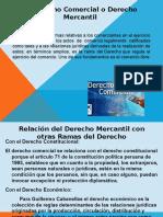 El Derecho Comercial o Derecho Mercantil