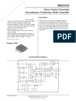 Discontinuous Conduction Mode Controller