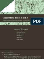 Algoritma BFS & DFS