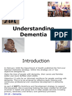 Understanding Dementia 2012