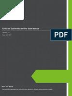 Manual Biofinger at-600 K-series
