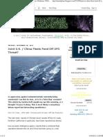 Ufo War Pacific Basin