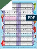 Planner Semestrul I 2015-2016