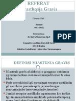 Referat Myasthenia Gravis - Samuel.ppt