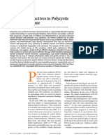 Current Perspectives in Polycystic Ovary Syndrome