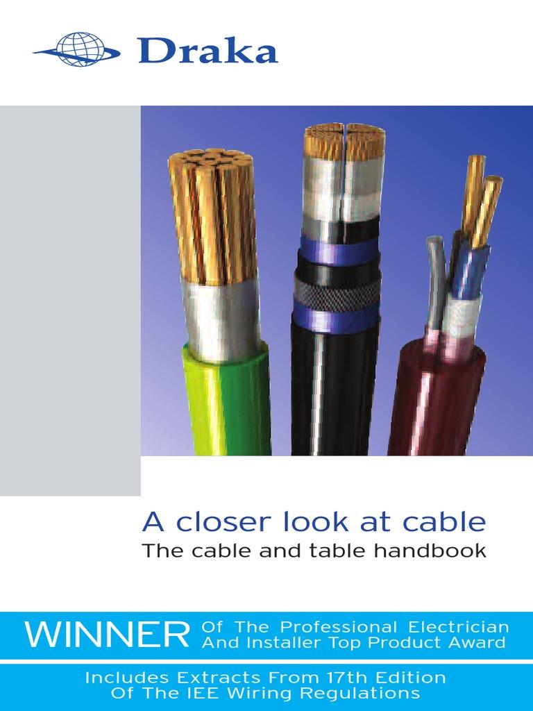 Draka 2 cable polyethylene greentooth Images