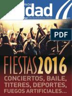 Revista Fuenlabrada Ciudad - Septiembre 2016